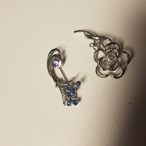2 Broaches NWOT